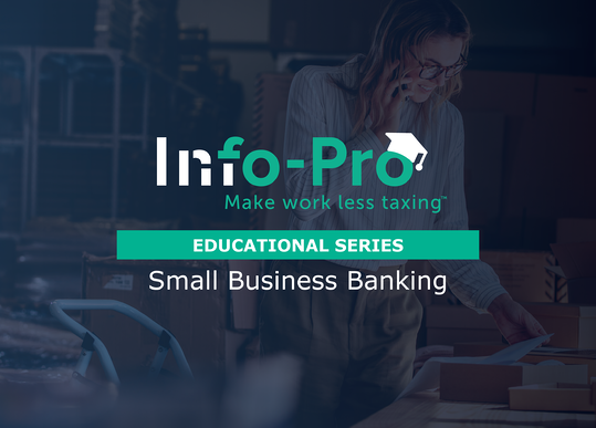 Small business banking in 2021