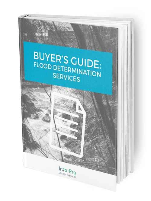 eBook: Buyer's Guide: Flood Determination Services