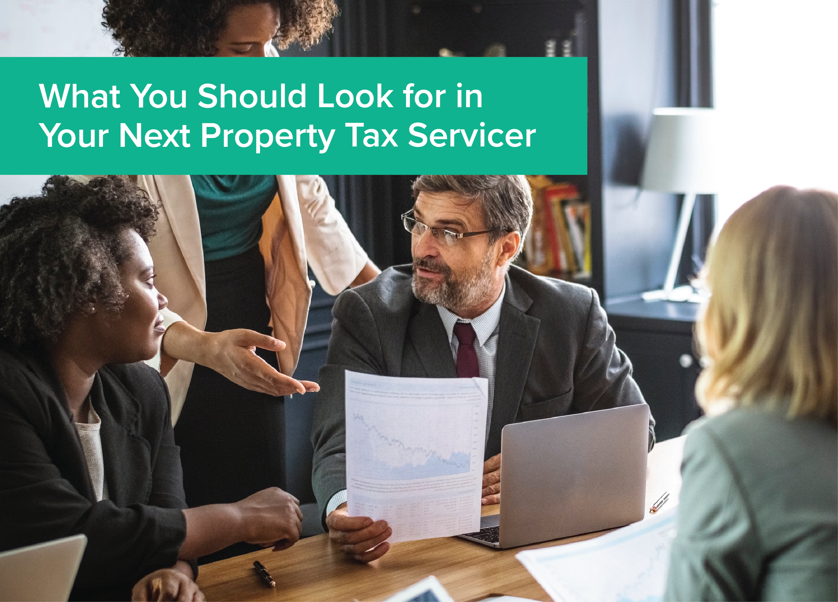 What you should look for in your next property tax servicer