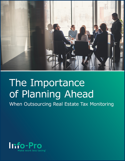The Importance of Planning Ahead