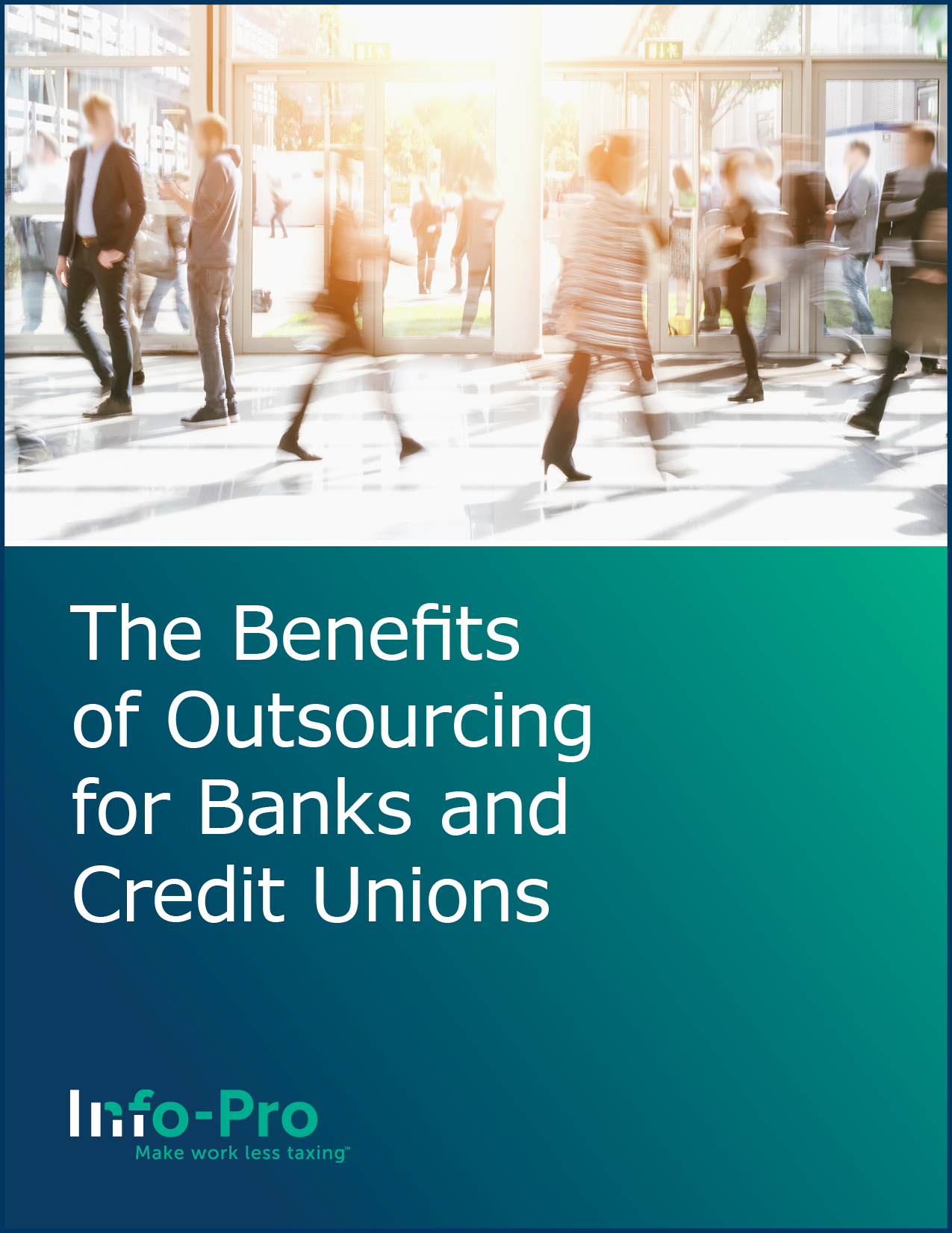 eBook: The Benefits of Outsourcing for Banks and Credit Unions