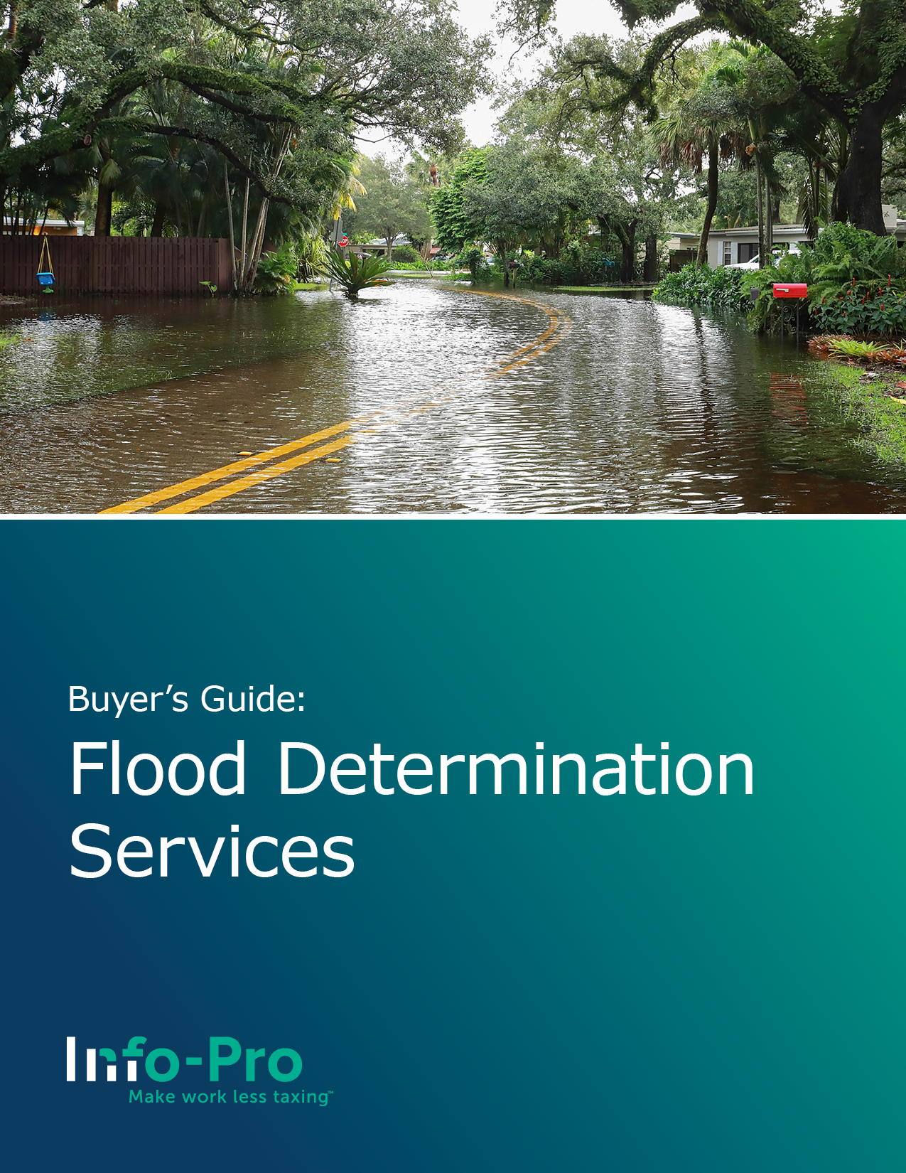 Buyers Guide: Flood Determination Services