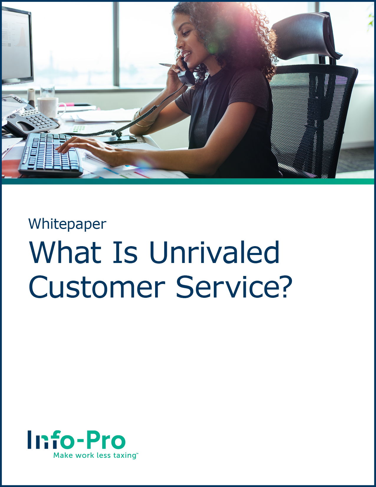 What is Unrivaled Customer Service?