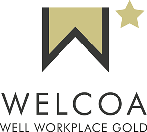 WELCOA Well Workplace Gold Award