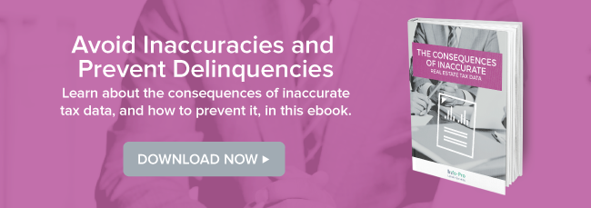 Avoid inaccuracies and prevent delinquencies