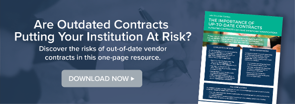Importance of Up-to-date contracts
