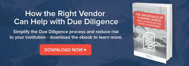 How the Right Vendor Can Help with Due Diligence